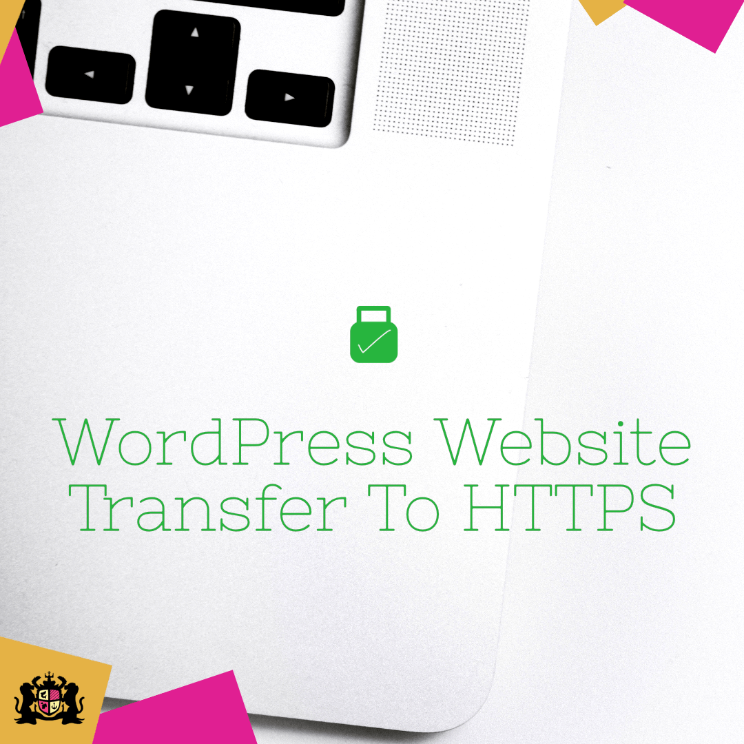 Website Transfer To HTTPS
