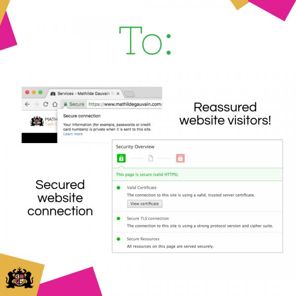 Website Transfer To HTTPS