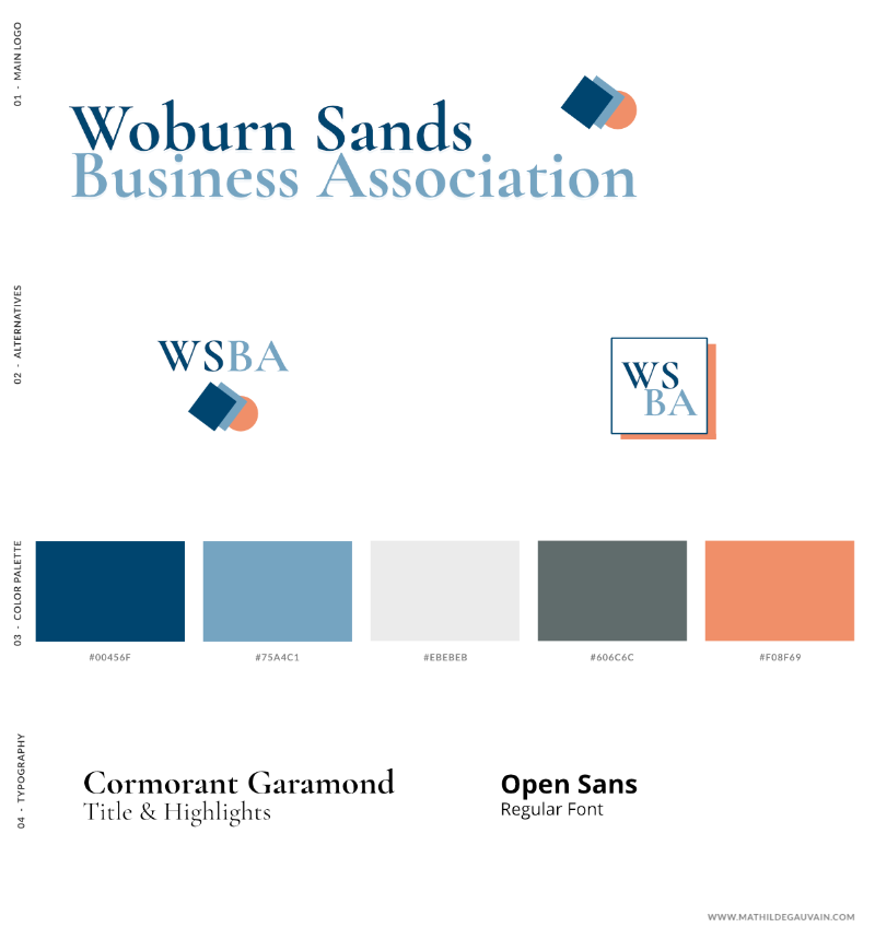 WSBA - Visual Identity